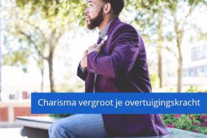 Wat is charisma en welke betekenis heeft het voor jou?