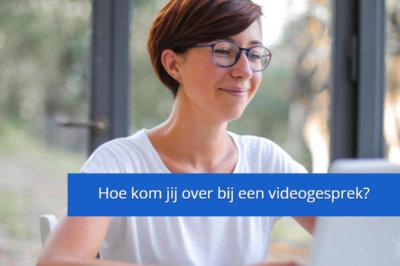 Videobellen: hoe kom je over?