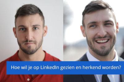 Hoe zorg je voor een goede LinkedIn foto?